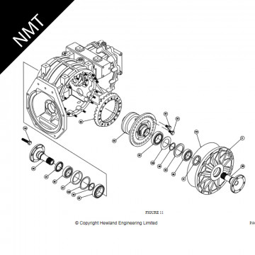 MANUALE CAMBIO HEWLAND NMT