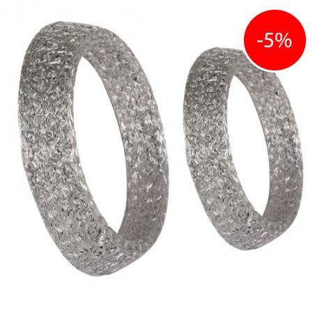 Anelli di tenuta in metallo