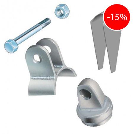 Accessori e ricambi rollbar